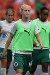 18 July 2009: Saint Louis' Erin Walter. The Washington Freedom defeated Saint Louis Athletica 1-0 at the RFK Stadium in Washington, DC in a regular season Women's Professional Soccer game.