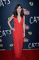 """LOS ANGELES - FEB 27:  Charlene Amoia at the """"Cats"""" Play Opening at the Pantages Theater on February 27, 2019 in Los Angeles, CA"""