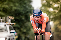 eventual 10th finisher Daan Hoole (NED)<br /> Men U23 Individual Time Trial<br /> <br /> 2019 Road World Championships Yorkshire (GBR)<br /> <br /> ©kramon