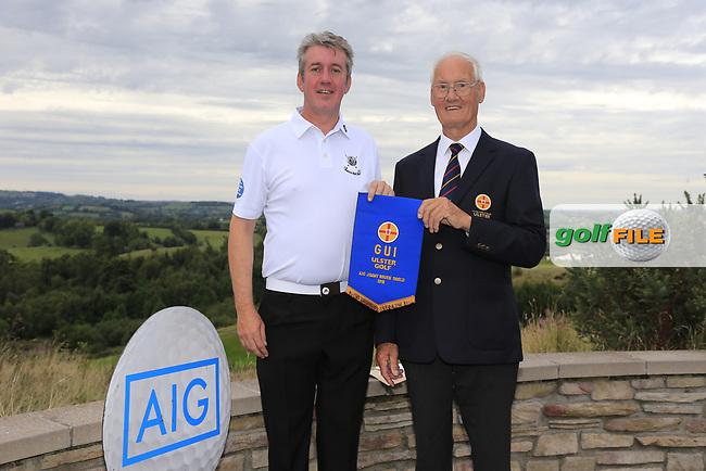 AIG Jimmy Bruen Shield Ulster final   www golffile ie