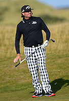 Pat Perez of USA looks on during Round 3 of the 2015 Alfred Dunhill Links Championship at the Old Course, St Andrews, in Fife, Scotland on 3/10/15.<br /> Picture: Richard Martin-Roberts | Golffile