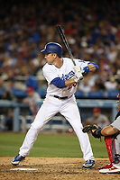 05/25/17 Los Angeles, CA: Los Angeles Dodgers second baseman Chase Utley #26 during an MLB game between the Los Angeles Dodgers and the St Louis Cardinals played at Dodger Stadium.