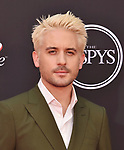 LOS ANGELES, CA - JULY 18: G-Eazy attends the 2018 ESPYS at Microsoft Theater at L.A. Live on July 18, 2018 in Los Angeles, California.