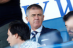 Spanish coach Lucas Alcaraz during La Liga match. September 25,2016. (ALTERPHOTOS/Acero)