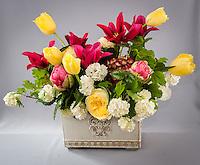 Casablanca Floral - May 5, 2014