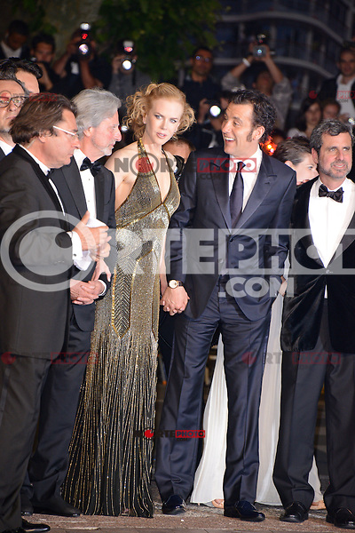 "Nicole Kidman and Clive Owen attending the ""Hemingway and Gellhorn"" Premiere during the 65th annual International Cannes Film Festival in Cannes, France, 25.05.2012...Credit: Timm/face to face /MediaPunch Inc. ***FOR USA ONLY***"