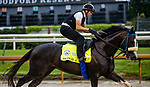 September 2, 2020:  Honor AP exercises as horses prepare for the 2020 Kentucky Derby and Kentucky Oaks at Churchill Downs in Louisville, Kentucky. The race is being run without fans due to the coronavirus pandemic that has gripped the world and nation for much of the year. Evers/Eclipse Sportswire/CSM