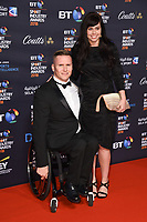 David Weir<br /> arriving for the BT Sport Industry Awards 2018 at the Battersea Evolution, London<br /> <br /> ©Ash Knotek  D3399  26/04/2018