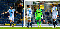 Blackburn Rovers' Richard Smallwood reacts after his side went 1-0 down<br /> <br /> Photographer Alex Dodd/CameraSport<br /> <br /> The EFL Sky Bet Championship - Blackburn Rovers v Rotherham United - Saturday 10th November 2018 - Ewood Park - Blackburn<br /> <br /> World Copyright &copy; 2018 CameraSport. All rights reserved. 43 Linden Ave. Countesthorpe. Leicester. England. LE8 5PG - Tel: +44 (0) 116 277 4147 - admin@camerasport.com - www.camerasport.com