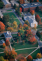 Williams College aerial, Berkshire, Williamstown, MA