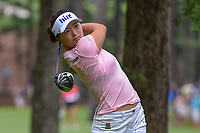 Jin Young Ko (KOR) watches her tee shot on 11 during round 1 of the U.S. Women's Open Championship, Shoal Creek Country Club, at Birmingham, Alabama, USA. 5/31/2018.<br /> Picture: Golffile   Ken Murray<br /> <br /> All photo usage must carry mandatory copyright credit (© Golffile   Ken Murray)