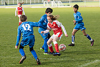 Arsenal Girls Under 10 Football Team