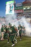 S- USF vs Navy Sidelines Action, Tampa FL 10 16