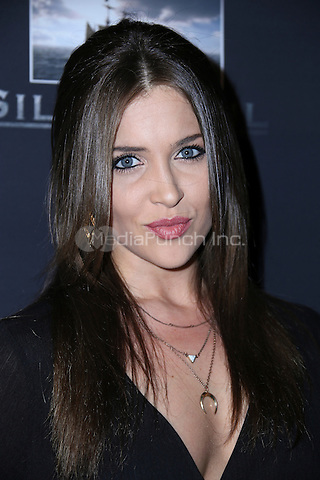 LOS ANGELES, CA - MAY 10: Trisha Cummings arrives at the '6 Bullets To Hell' Mobile Game Launch Party on May 10, 2016 in Los Angeles, California. Credit: Parisa/MediaPunch.