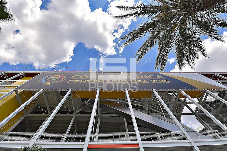 Photo before the match Costa Rica vs Paraguay, Corresponding Group -A- America Cup Centenary 2016, at Citrus Bowl Stadium<br /> <br /> Foto previo al partido Estados Unidos vs Colombia, Correspondiante al Grupo -A-  de la Copa America Centenario USA 2016 en el Estadio Levis, en la foto: Estadio Citrus Bowl<br /> <br /> 04/06/2016/MEXSPORT/Isaac Ortiz.