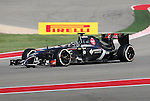 Formula 1 United States Grand Prix 2014, 31.10.-02.11.14<br /> Adrian Sutil (GER#99) Sauber F1 Team<br /> Foto &copy; nordphoto /  Bratic