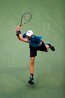 Kevin Anderson of South Africa during the Men's Final on day 14 of the Us Open 2017 at USTA Billie Jean King National Tennis Center on September 10, 2017 in New York City. (Photo by Marek Janikowski/Icon Sport)