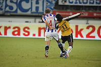 VOETBAL: SC HEERENVEEN: Abe Lenstra Stadion, 17-02-2012, SC-Heerenveen-NAC, Eredivisie, Eindstand 1-0, Michel Breuer (4), Florian Jozefzoon (11), ©foto: Martin de Jong