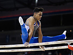 British Championships 2017. Mens U18 All Around Competition 25.3.17