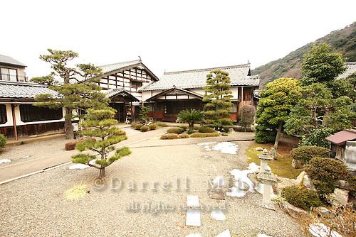 Jan. 21, 2009; Obama, Fukui Prefecture, Japan - Tokoji Temple.
