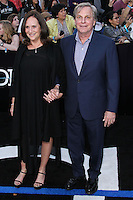 "WESTWOOD, LOS ANGELES, CA, USA - MARCH 18: Lucy Fisher, Douglas Wick at the World Premiere Of Summit Entertainment's ""Divergent"" held at the Regency Bruin Theatre on March 18, 2014 in Westwood, Los Angeles, California, United States. (Photo by Xavier Collin/Celebrity Monitor)"