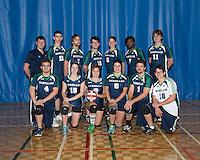 Volleyball mixte - 2013-2014
