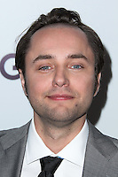 "HOLLYWOOD, LOS ANGELES, CA, USA - APRIL 02: Vincent Kartheiser at the Los Angeles Premiere Of AMC's ""Mad Men"" Season 7 held at ArcLight Cinemas on April 2, 2014 in Hollywood, Los Angeles, California, United States. (Photo by Xavier Collin/Celebrity Monitor)"