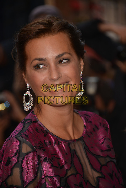 LONDON, ENGLAND SEPTEMBER 02:  Yasmin Le Bon attends the GQ Men of the Year 2014 awards in association with Hugo Boss at The Royal Opera House on September 2, 2014 in London, England.<br /> CAP/PL<br /> &copy;Phil Loftus/Capital Pictures