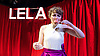Lela &amp; Co <br /> by Cordelia Lynn <br /> directed by Jude Christian<br /> at the Royal Court Theatre, London, Great Britain <br /> press photocall <br /> 7th September 2015 <br /> <br /> Katie West <br /> as Lela <br /> <br /> <br /> Photograph by Elliott Franks <br /> Image licensed to Elliott Franks Photography Services