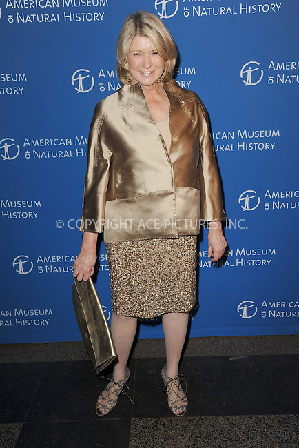 WWW.ACEPIXS.COM <br /> November 21, 2013 New York City<br /> <br /> Martha Stewart attending the American Museum of Natural History's 2013 Museum Gala at American Museum of Natural History on November 21, 2013 in New York City.<br /> <br /> Please byline: Kristin Callahan  <br /> <br /> ACEPIXS.COM<br /> Ace Pictures, Inc<br /> tel: (212) 243 8787 or (646) 769 0430<br /> e-mail: info@acepixs.com<br /> web: http://www.acepixs.com