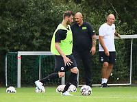 David Abraham (Eintracht Frankfurt) - 04.07.2018: Eintracht Frankfurt Trainingsauftakt, Commerzbank Arena