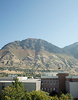Brigham Young University in Provo, Utah, Tuesday, October 2, 2012. ..Photo by Matt Nager