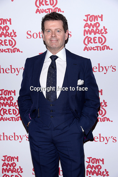 EW YORK, NY - NOVEMBER 23,2013: Gerry McGovern pictured at Jony And Marc's (RED) Auction at Sotheby's on November 23, 2013 in New York City<br /> Credit: MediaPunch/face to face<br /> - Germany, Austria, Switzerland, Eastern Europe, Australia, UK, USA, Taiwan, Singapore, China, Malaysia, Thailand, Sweden, Estonia, Latvia and Lithuania rights only -