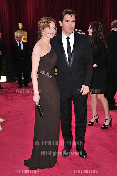 Josh Brolin & Diane Lane at the 80th Annual Academy Awards at the Kodak Theatre, Hollywood, CA..February 24, 2008 Los Angeles, CA.Picture: Paul Smith / Featureflash