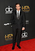 Jake Gyllenhaal at the 21st Annual Hollywood Film Awards at The Beverly Hilton Hotel, Beverly Hills. USA 05 Nov. 2017<br /> Picture: Paul Smith/Featureflash/SilverHub 0208 004 5359 sales@silverhubmedia.com