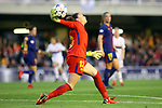 UEFA Women's Champions League 2017/2018.<br /> Quarter Finals.<br /> FC Barcelona vs Olympique Lyonnais: 0-1.<br /> Sandra Ba&ntilde;os.