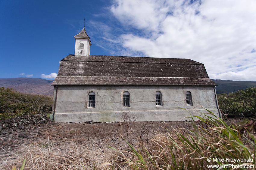 St. Joseph Church, Kaupo, Maui