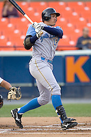 Johnson, Cody 1477.jpg. Carolina League Myrtle Beach Pelicans at the Frederick Keys at Harry Grove Stadium on May 13th 2009 in Frederick, Maryland. Photo by Andrew Woolley.