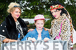Ab Fab<br /> ---------<br /> Taking part in the Feile Lughnasa parade last Sunday evening in Cloghane village