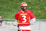 Mission Viejo, CA 05/14/11 - Ian Nickel (Mission Viejo #3) in action during the Division 2 US Lacrosse / CIF Southern Section Championship game between Mission Viejo and Loyola at Redondo Union High School.