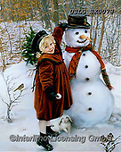 CHRISTMAS CHILDREN, WEIHNACHTEN KINDER, NAVIDAD NIÑOS, paintings+++++,USLGSK0078,#XK# ,Sandra Kock,victorian