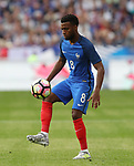 France's Thomas Lemur in action during the Friendly match at Stade De France Stadium, Paris Picture date 13th June 2017. Picture credit should read: David Klein/Sportimage