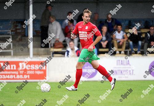 2015-07-26 / Voetbal / seizoen 2015-2016 / Berg en Dal VV / Yves Claes<br /><br />Foto: Mpics.be
