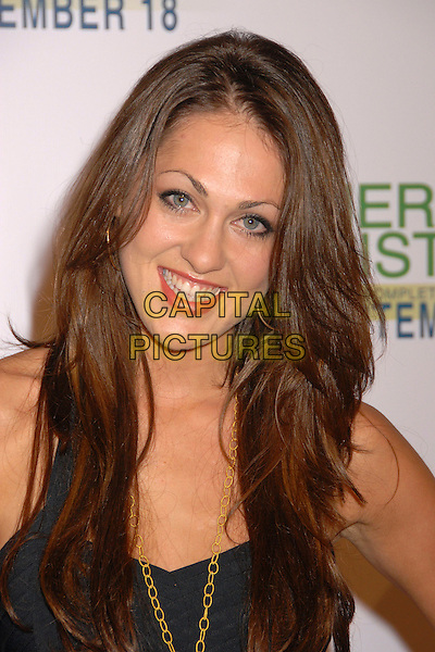 """ROXANNE """"ROXIE"""" OLIN.""""Brothers and Sisters"""" Season One DVD Release Party at San Antonio Winery, Los Angeles, California, USA..September 10th, 2007.headshot portrait .CAP/ADM/BP.©Byron Purvis/AdMedia/Capital Pictures."""