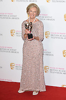 Mary Berry<br /> in the winners room at the 2016 BAFTA TV Awards, Royal Festival Hall, London<br /> <br /> <br /> &copy;Ash Knotek  D3115 8/05/2016