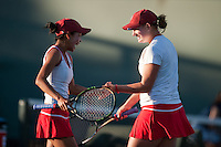 052611 Stanford NCAA Doubles First Round