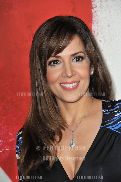 "Maria Canals-Barrera at the Los Angeles premiere of ""Waiting for Forever"" at the Pacific Theatres at The Grove..February 1, 2011  Los Angeles, CA.Picture: Paul Smith / Featureflash"