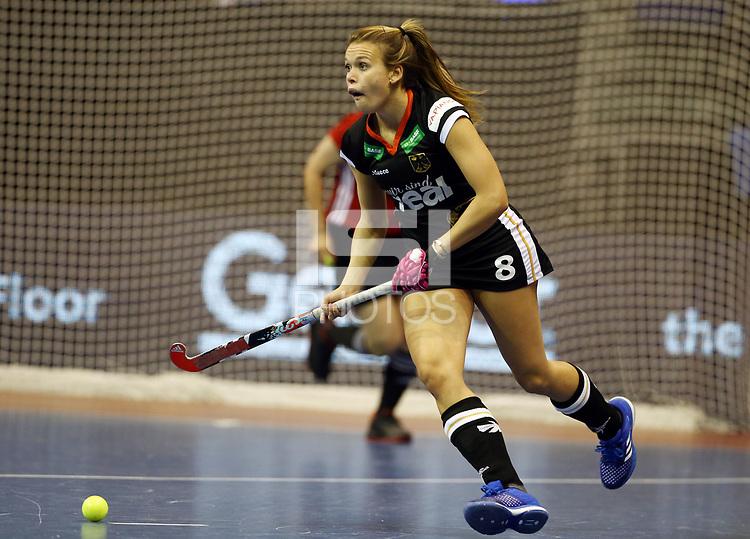 Anne Schroeder    / Sport / Hockey Hnhockey / World Championships Weltmeisterschaft Damen /  2017/2018 / 07.02.2018 / GER BRGermany vs. Namibia  *** Local Caption *** © pixathlon<br /> Contact: +49-40-22 63 02 60 , info@pixathlon.de