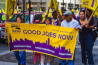 Protest Against Chase Manhattan Bank Chicago Illinois 3-22-2012