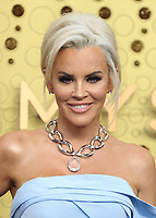 LOS ANGELES - SEPTEMBER 22:  Jenny McCarthy at the 71st Primetime Emmy Awards at the Microsoft Theatre on September 22, 2019 in Los Angeles, California. (Photo by Xavier Collin/Fox/PictureGroup)